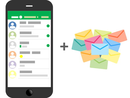 SMS Marketing & Mass Email
